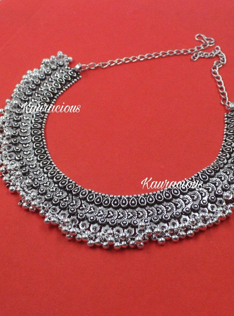 Ghungaroo Necklace | kauracious.com