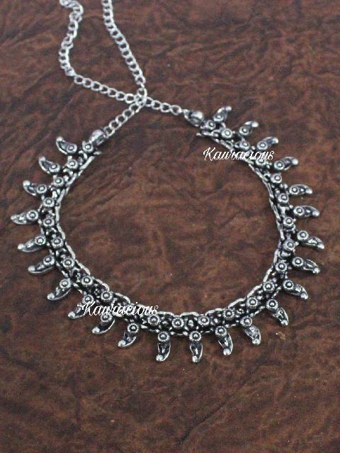 Kolhapuri Necklace | kauracious.com