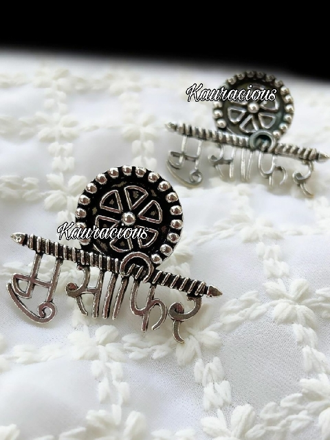Mussafir Studs Earrings | Kauracious.com