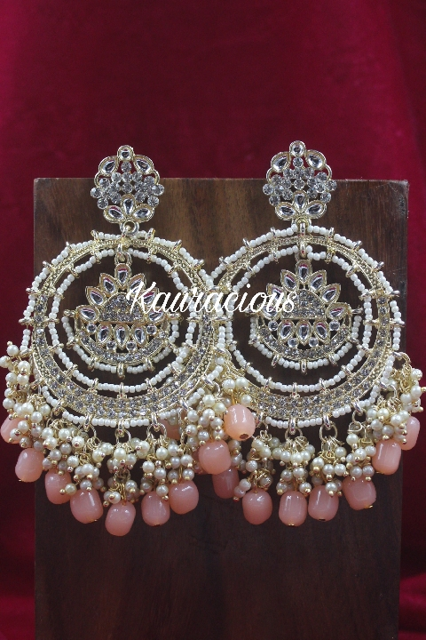 Oversized Bahara Earrings | kauracious.com