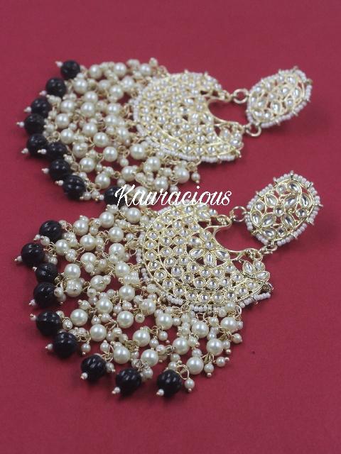 Pakizaah Earrings   kauracious.com